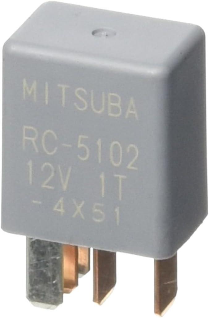 HONDA ACURA AUTOMOTIVE RELAY MITSUBA 12V RC-5102
