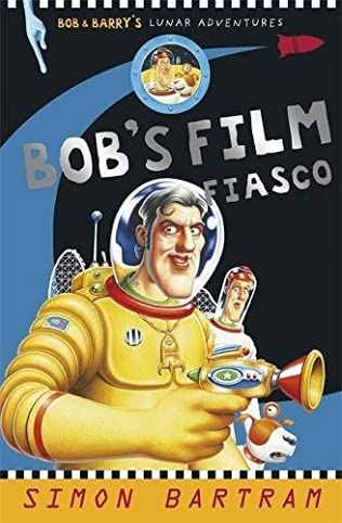 book cover of Bob\'s Film Fiasco
