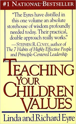 Teaching Your Children Values