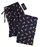 Polo Ralph Lauren Men's Flannel Pajama Sleep Pants (Large, NAVY / Varsity Bear)