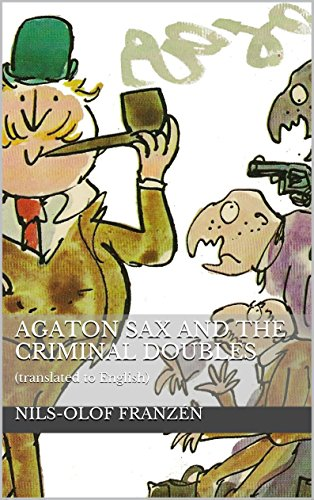 book cover of Agaton Sax and the Criminal Doubles
