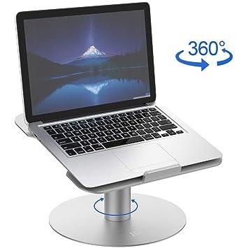 Joyeky - Soporte para ordenador portátil, soporte para MacBook, soporte de aluminio para ordenador portátil, ...