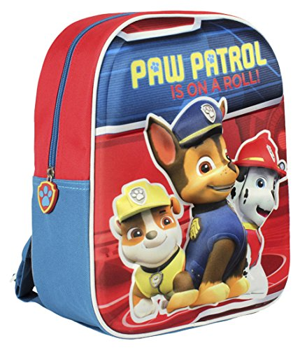 Paw Patrol 31 cm 3D Junior Backpack