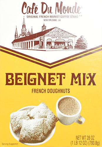 Cafe Du Monde Beignet Mix 28oz - 4 Unit Pack