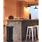 CURVER–Cubo-de-Basura-40l-Colors-plastico-plastico-Negro-298-x-349-x-697-cm