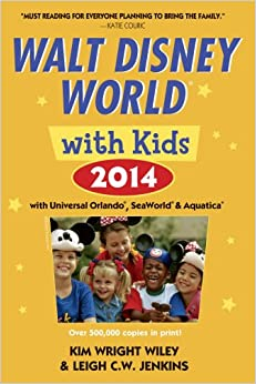 Book Fodor's Walt Disney World with Kids 2014