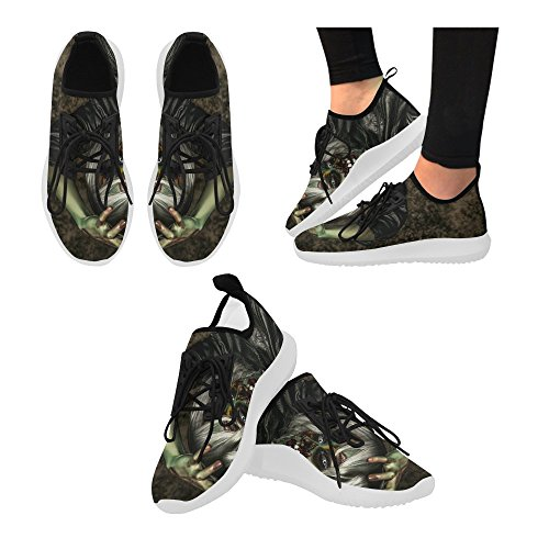 halloween shoes zombie1 light for women running unicorn interestprint dolphin ultra cqx816zw