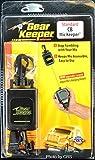 "HAMMERHEAD Gear Keeper RT4-4112 28"" Retractable CB Radio Microphone Hanger (BLACK)"