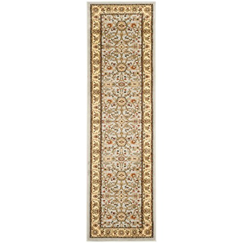 Machine Traditional Made Rug (Safavieh Lyndhurst Collection LNH212J Traditional Oriental Grey and Beige Runner (2'3