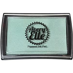 Avery Elle Pigment Ink Pad, Sea Glass