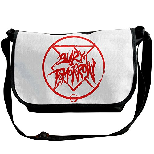Bury Tomorrow Logo Runes Fashion Shoulder Bag Messenger