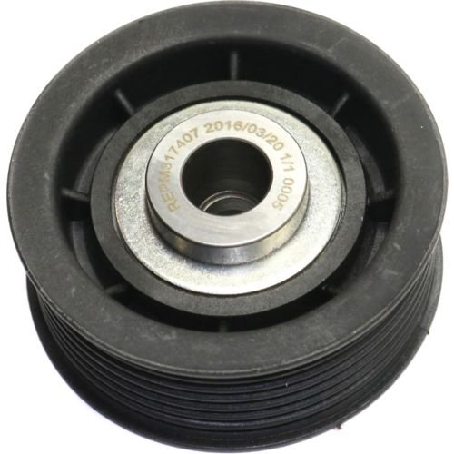 Perfect Fit Group REPM317407 - Montero Accessory Belt Idler Pulley, Upper, Grooved Pulley