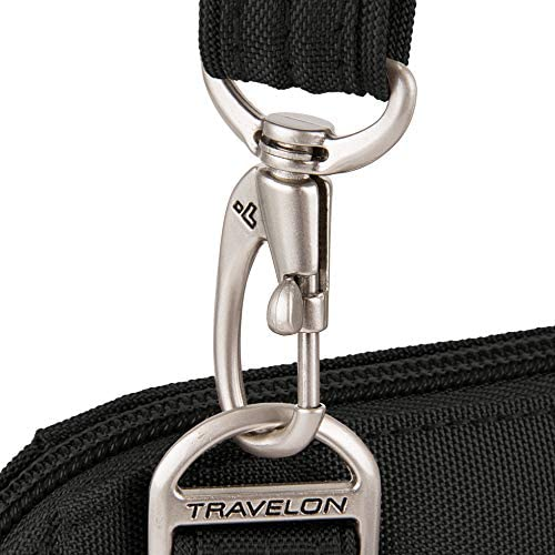 Travelon Anti-Theft Convertible Crossbody Classic Waist Pack Bag Pouch Purse New