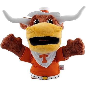 University Of Texas Mascot >> Amazon Com Ncaa University Of Texas Longhorns Bevo Mascot Baby