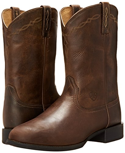 Ariat Mns Heritage Roper distressed brown