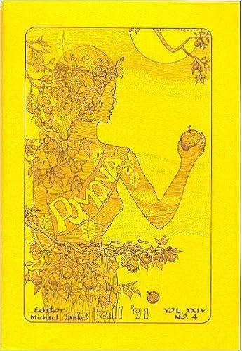 super popular c0b53 3b565 Pomona Fall 1991 (Pomona Quarterly Journal, Vol. XXIV, No. 4 ...