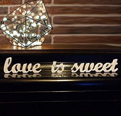 Sweet Love Letters (Wedding decoration