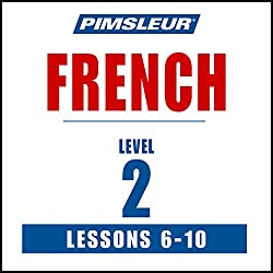 French Level 2 Lessons 6-10