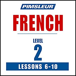 French Level 2 Lessons 6-10 Rede