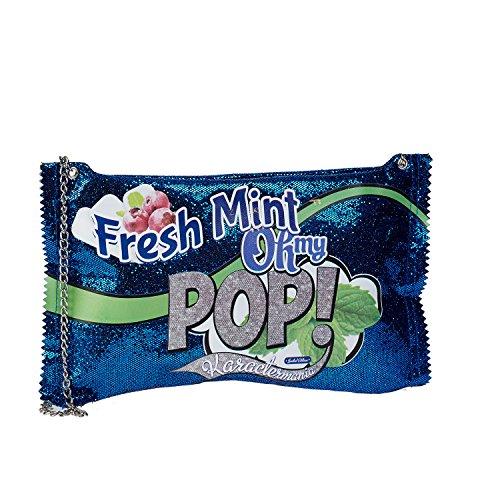 Oh My Pop–�?0397–Bolsa bandolera–menta