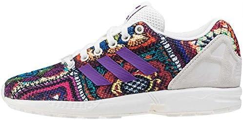 adidas - ZX Flux W - S76593 - Farbe: Violett - Größe: 36 2/3 EU