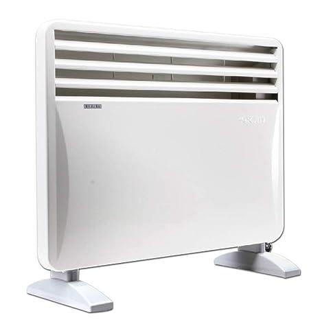 Calentador de pie, Calentador eléctrico, Estufa de calefacción eléctrica - Aspecto Elegante - Calefacción