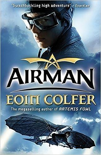 amazon airman eoin colfer action adventure