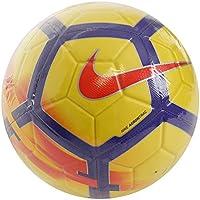 Nike Strike Soccer Ball (White/Orange/Black) (5)