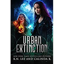 Urban Extinction: A New Adult Urban Fantasy (Shadow Eradicators Book 1)
