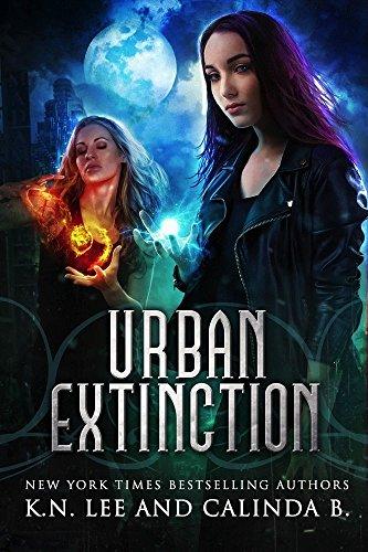 Urban Extinction by K.N. Lee & Calinda B ebook deal