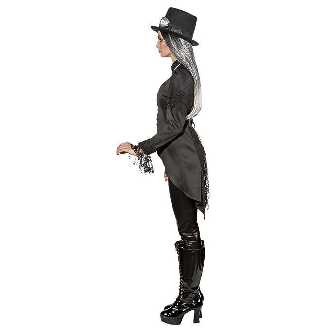 059ffe8ff8201 Amakando Dark Fashion Mantel - 36 (S) - Gothic Frack Damen Dark Wave ...