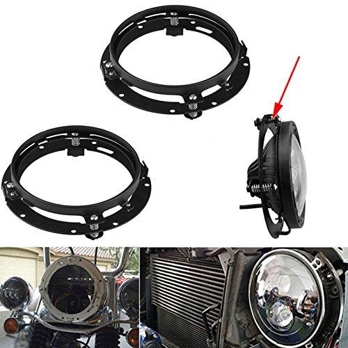 jeep wrangler headlight bracket - 8