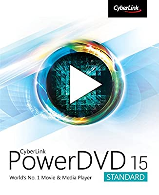 Cyberlink PowerDVD 15 Standard [Download]