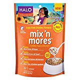 Halo Mix 'n Mores Holistic Freeze Dried Meal Enhancers, Cage Free Chicken, 6 OZ of Dog Food Toppers
