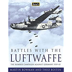 Jane's Battles with the Luftwaffe: The Bomber Campaign Against Germany 1942-45