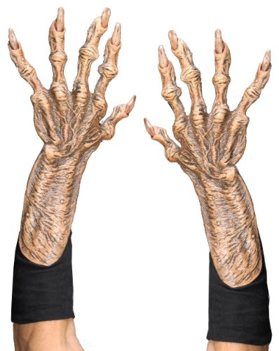 Zagone Studios, Llc - Adult Monster Hands - One-Size (Official Monster High Costumes)