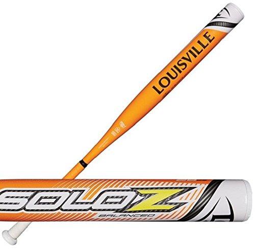 (Louisville Slugger Solo Z 16 ASA Balanced Slow Pitch Bat, 26)