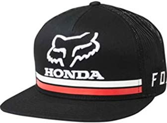newest 53087 ecd34 Fox Racing Men s Fox Honda Snapback Adjustable Hats