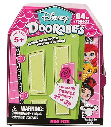 Disney Doorables 69421 Mini-Peek Pack Mehrfarbig