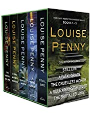 Chief Inspector Gamache Book Series 1-5 Collection 5 Books Set