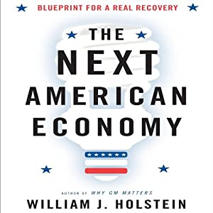 The Next American Economy Audiobook