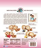 Almondina Toastees, Cranberry Almond, 5.25 Ounce