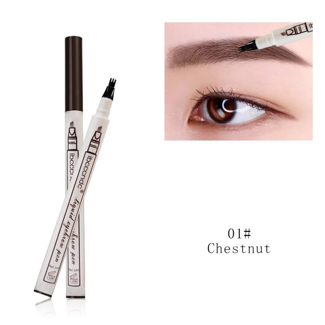 Amazon 3 Colors Microblading Eyebrow Tattoo Pen Fine Sketch