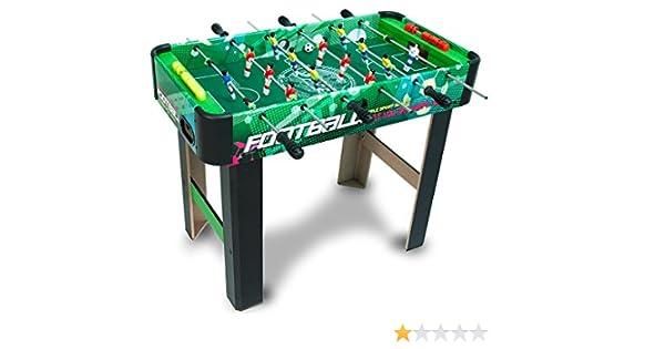 TEOREMA 63,771 - Futbolín: Amazon.es: Juguetes y juegos