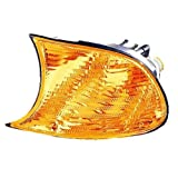 Depo 444-1512L-AS-Y BMW 3 Series Driver Side Replacement Parking/Signal Light Assembly