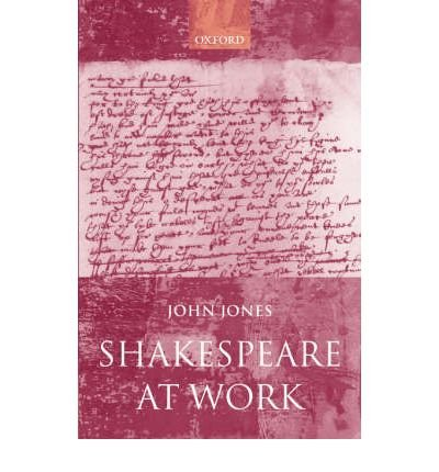 Shakespeare at Work (Paperback) - Common pdf