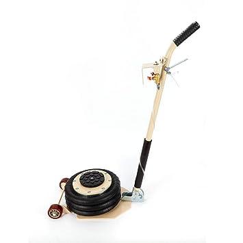OUKANING Gato neumático Triple Bolsa Gato de Aire Elevador 3 toneladas Coche neumático de 4500 kg de Capacidad: Amazon.es: Coche y moto