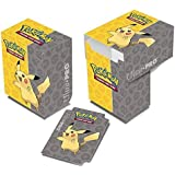 Ultra Pro DECKBOX POK Pokemon Pikachu C60 Card Game