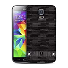 Head Case Designs Wood Industrial Textures Replacement Battery Cover for Samsung Galaxy S5 / S5 Neo