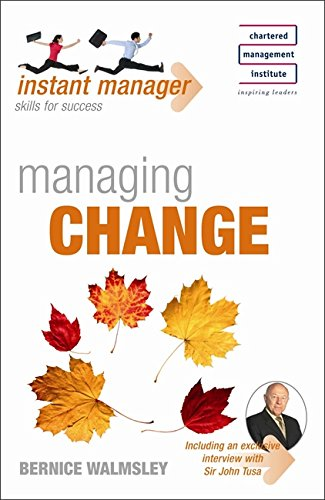 Managing Change (Instant Manager)